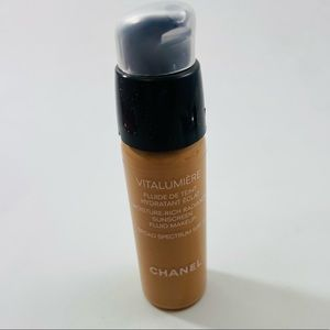 Chanel Les Beiges Moisture Rich Foundation